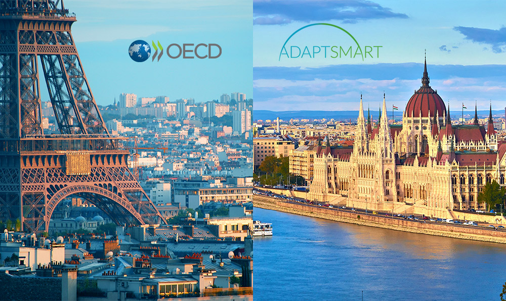 OECD (Paris) and ADAPT SMART (Budapest)